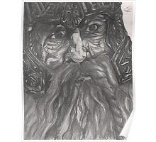 Dwarf Beard Poster