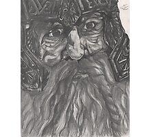 Dwarf Beard Photographic Print
