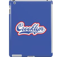 Crooklyn iPad Case/Skin