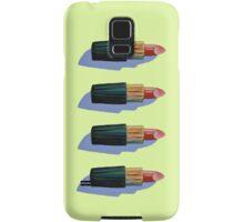 Many Lipsticks Samsung Galaxy Case/Skin