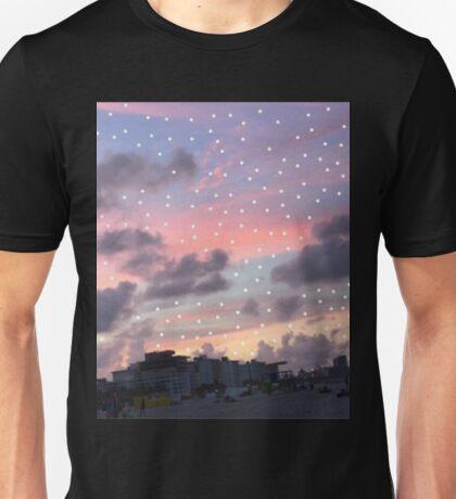Pastel Skies Unisex T-Shirt