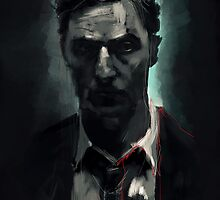 Rust Cohle by Rafał Rola