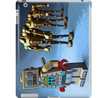 Ever get the feeling of being followed? iPad Case/Skin