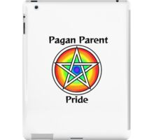 Pagan Parent Pride iPad Case/Skin