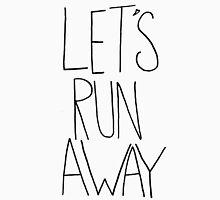 Let's Run Away x Arcadia Beach T-Shirt