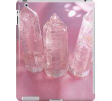 Pink Quartz iPad Case/Skin