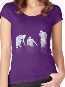 Curltroopers Women's Fitted Scoop T-Shirt