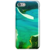 Whitehaven Beach, Whitsundays, Australia iPhone Case/Skin