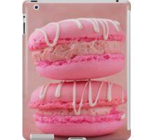 Pink Macaron iPad Case/Skin