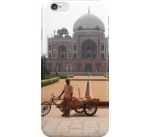 Humayun's Tomb iPhone Case/Skin