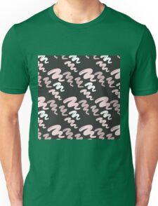 Pink stroke Unisex T-Shirt