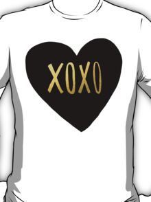 XOXO Heart T-Shirt