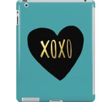 XOXO Heart iPad Case/Skin