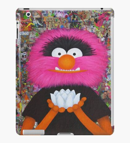 Self Portrait As Muppet iPad Case/Skin