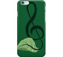 Nature Song iPhone Case/Skin