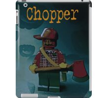 Chopper by Tim Constable iPad Case/Skin