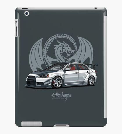 Mitsubishi Lancer Evo X iPad Case/Skin
