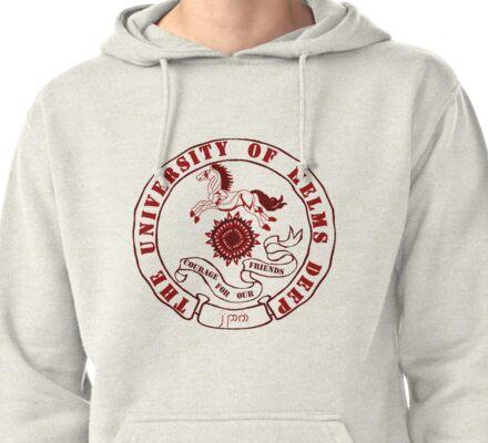 University of Rohan Pullover Hoodie
