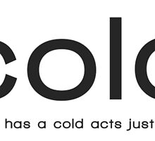 Ecolda - when a man who has a cold acts like he has Ebola by bogratt