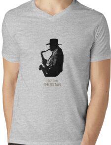 The Big Man Mens V-Neck T-Shirt