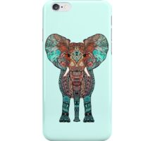 BOHO SUMMER ELEPHANT iPhone Case/Skin