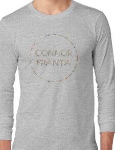 Connor Flowers Long Sleeve T-Shirt