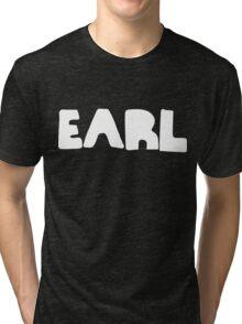 Earl White Ink Tri-blend T-Shirt