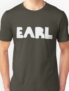 Earl White Ink Unisex T-Shirt