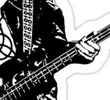 John Paul Jones Led Zeppelin Sticker