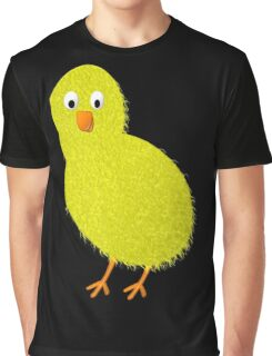 Chick Character Graphic T-Shirt
