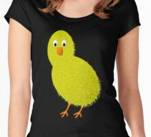 Chick Character Women's Fitted Scoop T-Shirt