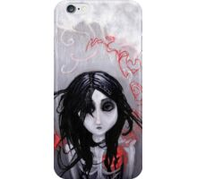 the end iPhone Case/Skin