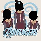 The Airvengers by KidsWithKrayons