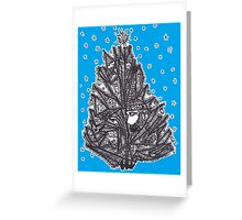 Christ Mass Joy Greeting Card