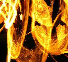 Fire Dancer by Elaine Farmer