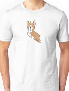 Corgi Unidog Unisex T-Shirt