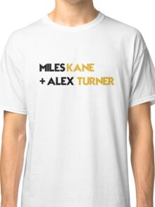 Miles Kane & Alex Turner TLSP Classic T-Shirt