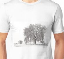 Frosted Cottonwoods Unisex T-Shirt