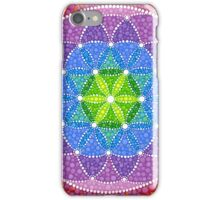 Sunny Flower of Life iPhone Case/Skin
