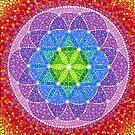 Mandalas Calendar by Elspeth McLean