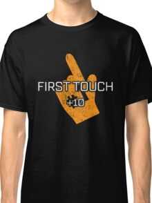 Rocket Leaugue Video Game First Touch Funny Gifts Classic T-Shirt