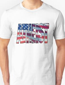 USA ATHEIST T-Shirt