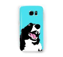 Sheep dog (Border Collie) Samsung Galaxy Case/Skin