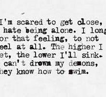 bring me the horizon lyrics by kittyholocaust