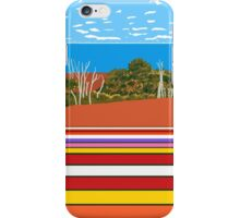 Table Cape Panorama iPhone Case/Skin