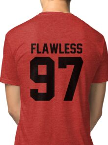 Flawless '97 - Jersey Tee & Phone Case Tri-blend T-Shirt