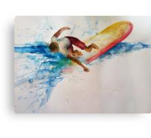 surfing safari Canvas Print