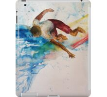 surfing safari iPad Case/Skin