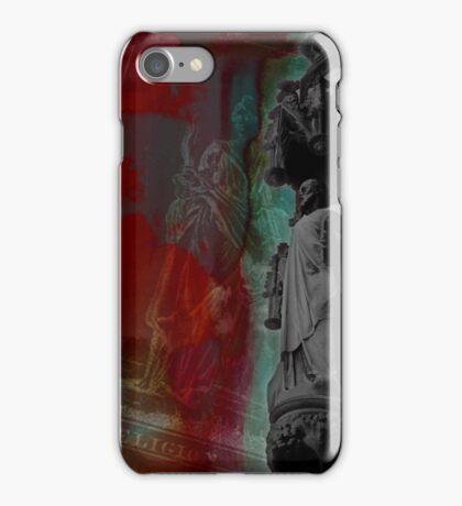 Religion Tarot iPhone Case/Skin