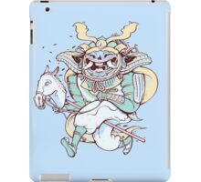 Samurai Hack iPad Case/Skin